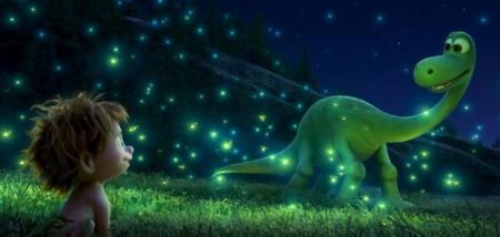 'El viaje de Arlo' ('The Good Dinosaur'), tráiler y carteles de lo nuevo de Pixar