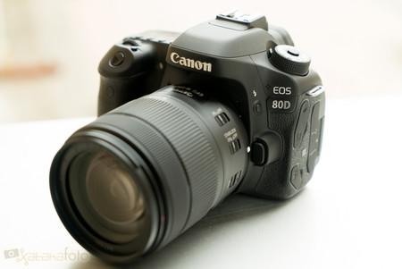 Canon EOS 80D, análisis: una renovación muy competitiva en foto y no tanto en vídeo