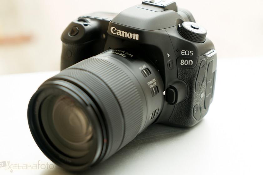 Canon EOS 80D, Análisis. Review con características, precio y ...