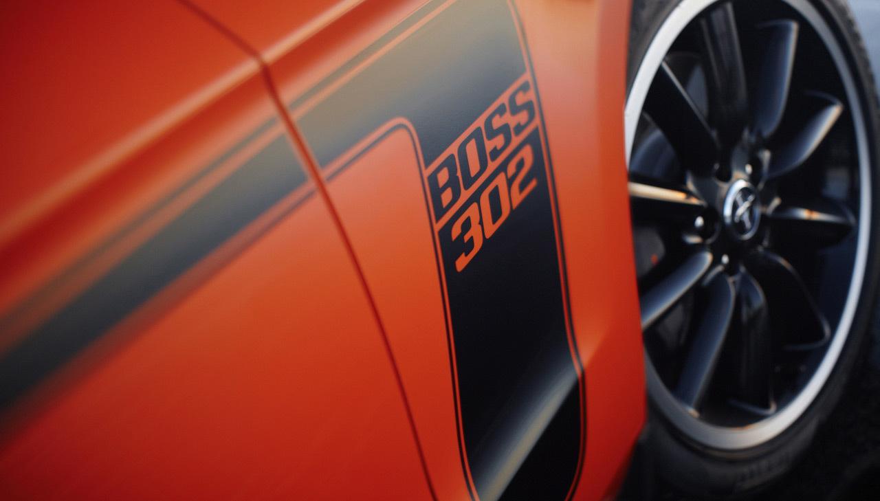 Foto de 2012 Ford Mustang Boss 302 (13/38)