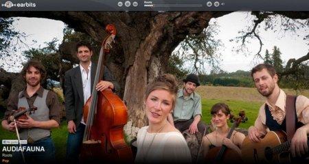 Earbits, una interesante radio en streaming para descubrir nuevos grupos