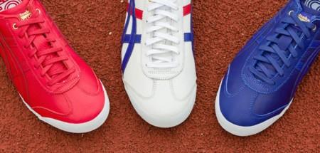 Onitsuka Tiger actualiza su clásico modelo inspirado en los olímpicos del 68