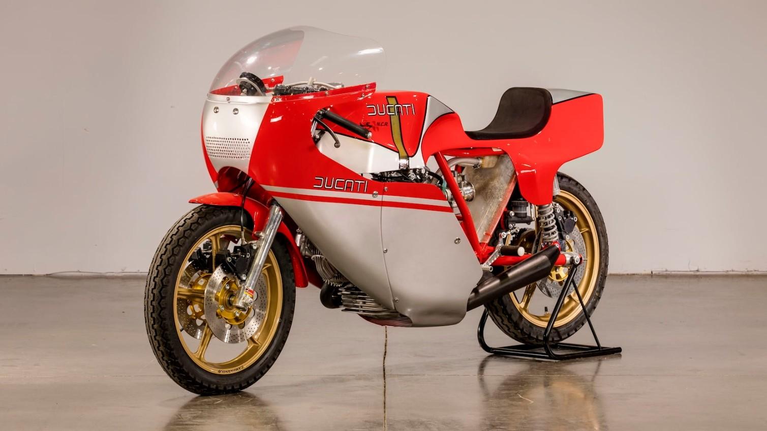 Foto de Ducati NCR 900 1978 (5/11)