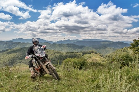 Ktm 1090 Adventure Romaniacs 2017