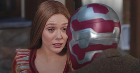 'Bruja Escarlata y Visión': nuevo tráiler de la enigmática y esperadísima miniserie de Marvel para Disney+