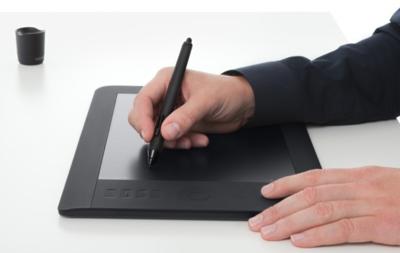 Wacom Intuos 5 touch con soporte multitáctil
