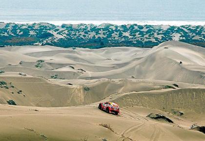 El Dakar da su último adiós a África