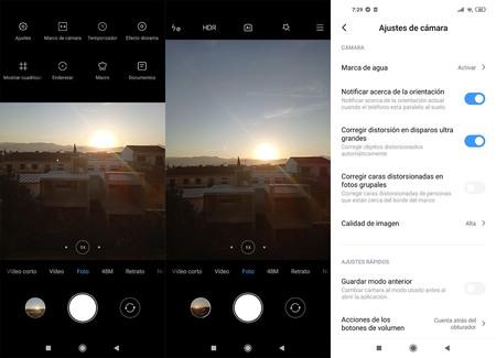 Xiaomi App Camera