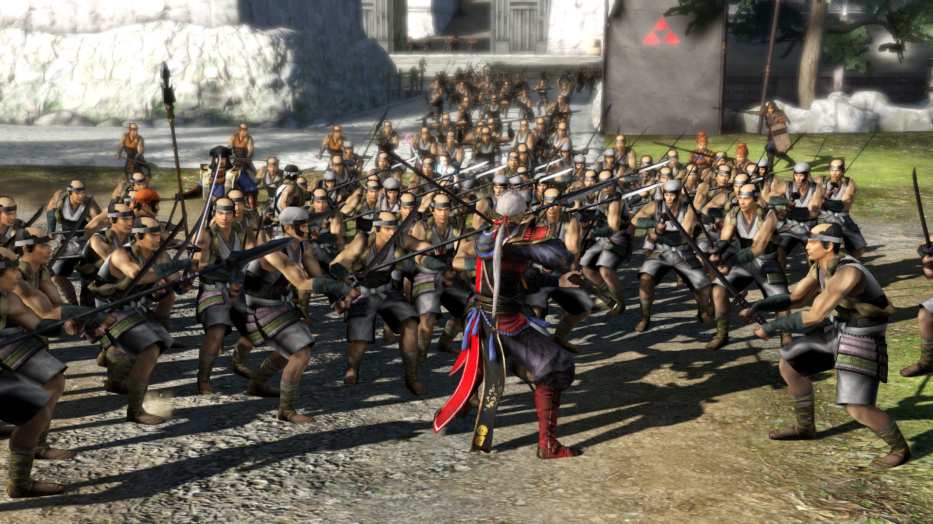 Foto de Samurai Warrios 4 PS3 vs PS4 (1/6)