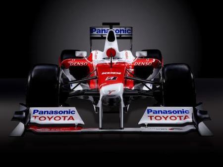 Se vende diseño de Fórmula 1 para temporada 2010