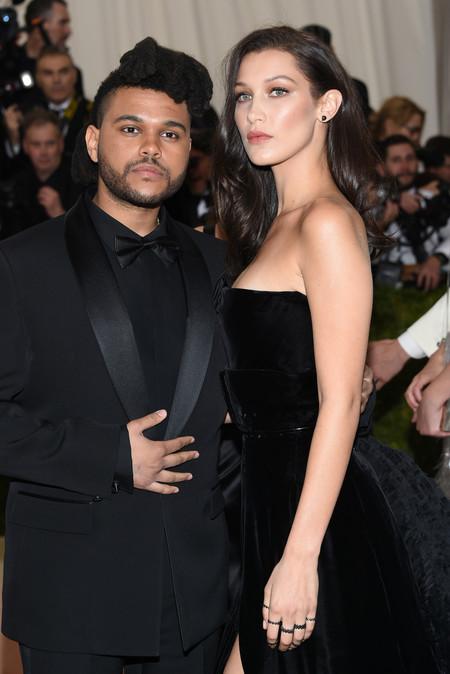 Bella y The Weeknd