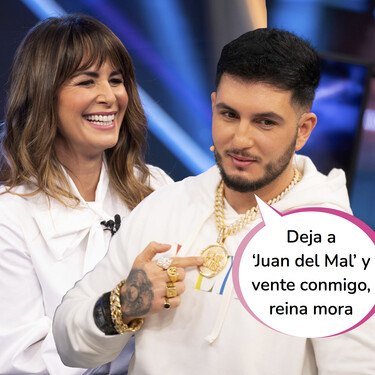 Omar Montes quiere waku waku con Nuria Roca: Esta ha sido su táctica infalible para camelarse a la presentadora de 'El Hormiguero'