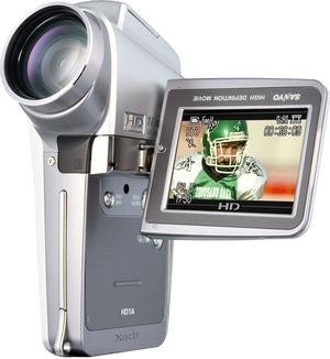 Sanyo Xacti HD1a, con grabación optimizada para iPod
