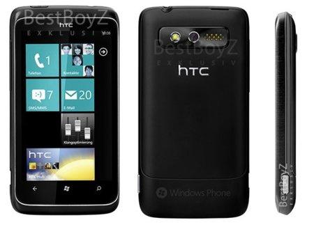 HTC Mondrian en imágenes de calidad