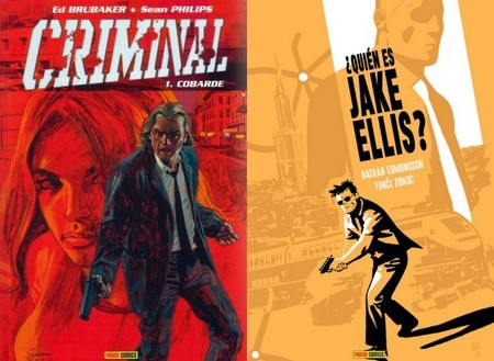 Kim Jee-Woon y David Yates llevarán al cine los cómics 'Criminal' y '¿Quién es Jake Ellis?'