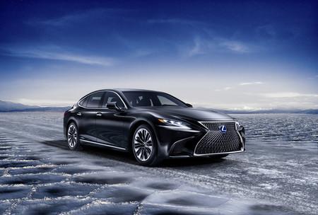 Lexus LS 500h 2017: el prometido híbrido para la gran berlina de Lexus