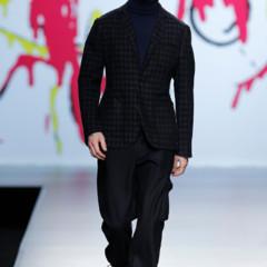 Foto 1 de 9 de la galería adolfo-dominguez-otono-invierno-20112012-en-la-cibeles-fashion-week en Trendencias Hombre