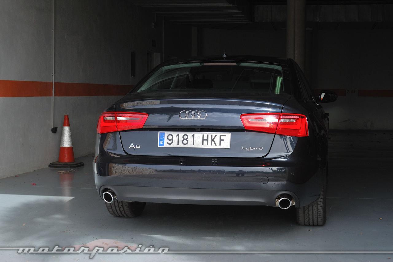 Foto de Audi A6 hybrid (prueba) (59/120)