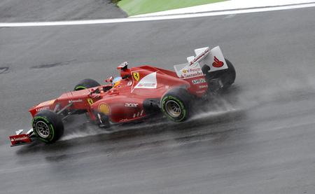 Fernando Alonso da una exhibición en Hockenheim y consigue la segunda pole position seguida