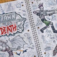 Drawn to Death, lo nuevo del creador de God of War, llegará a PS4 el 4 de abril