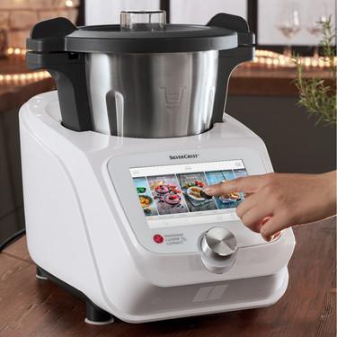 Ya se está vendiendo de nuevo el robot de cocina de Lidl y está solo disponible on line