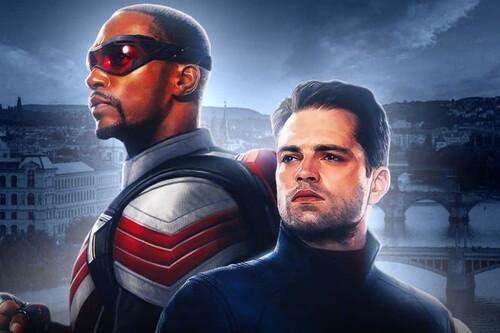 'Falcon y el Soldado de Invierno': todo lo que sabemos de la serie de Marvel para Disney+