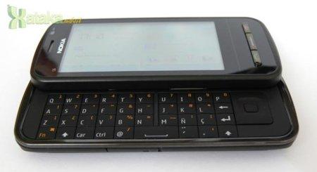 Nokia C6, análisis (I) Hardware