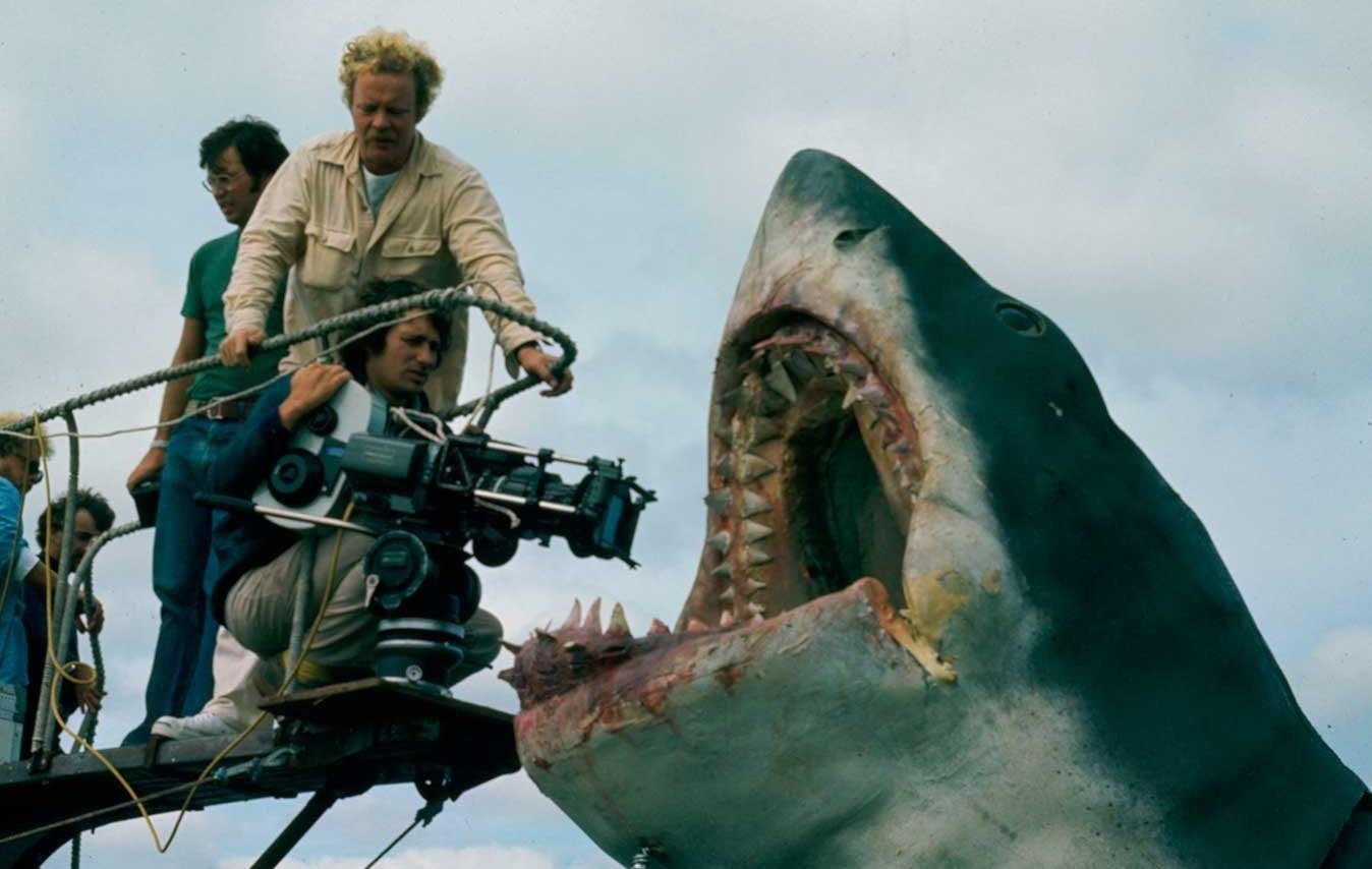 Steven Spielberg Alfred Hitchcock Tiburon