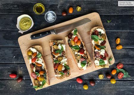 La mejor receta de salsa pesto y cinco ideas de aperitivo para sacarle partido en el picoteo del finde