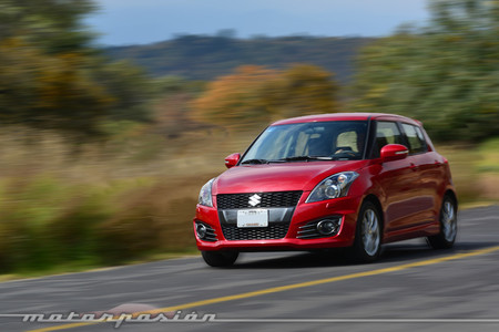 Suzuki Swift Sport 4