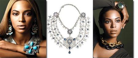 Las joyas de Beyoncé o como obtener un look boho-chic