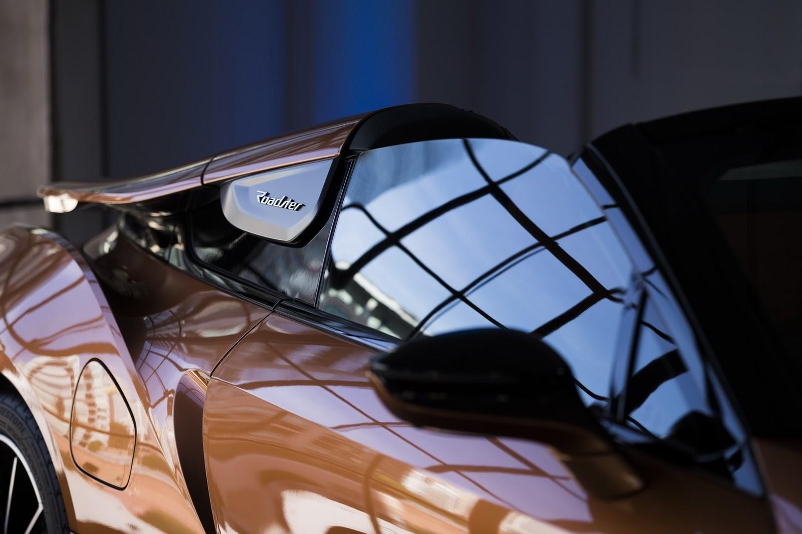 Foto de BMW i8 Roadster (primeras impresiones) (13/30)