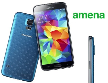 Amena arrebata a Movistar el precio del Samsung Galaxy S5 libre más barato