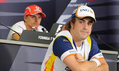 Alonso, ¿mejor cabeza de ratón que cola de león?
