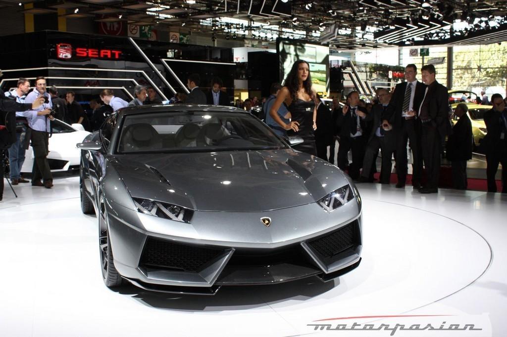 Lamborghini Estoque En El Sal 243 N De Par 237 S 1 17