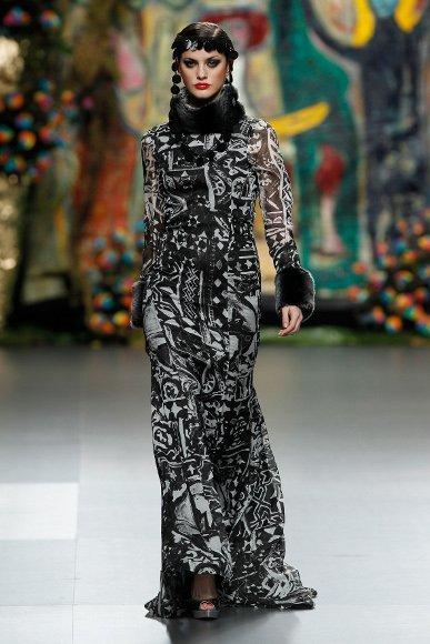 Un repaso a las modelos más destacadas en la Cibeles Madrid Fashion Week Otoño-Invierno 2011/2012