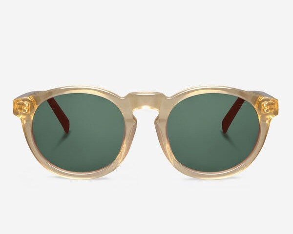 Gafas de sol Unisex CHAMPAGNE JORDAAN de Mr. Boho