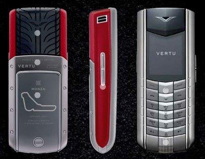 Vertu, más móviles en edición limitada