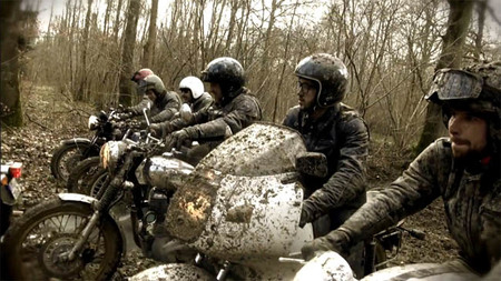 Muddy friends, o cómo ponerse de barro hasta arriba
