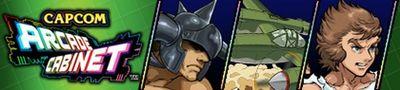 Surge una imagen de 'Capcom Arcade Cabinet'. ¿Otra reedición de clásicos de Capcom en formato digital? Eso parece