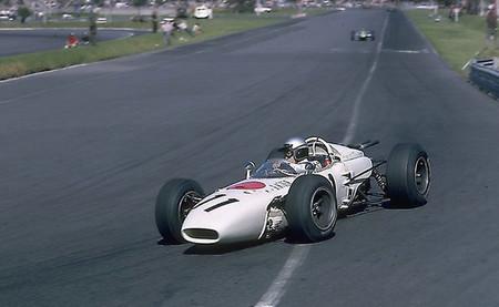 Gran Premio de México 1965: Richie Ginther da a Honda su primera victoria en Fórmula 1