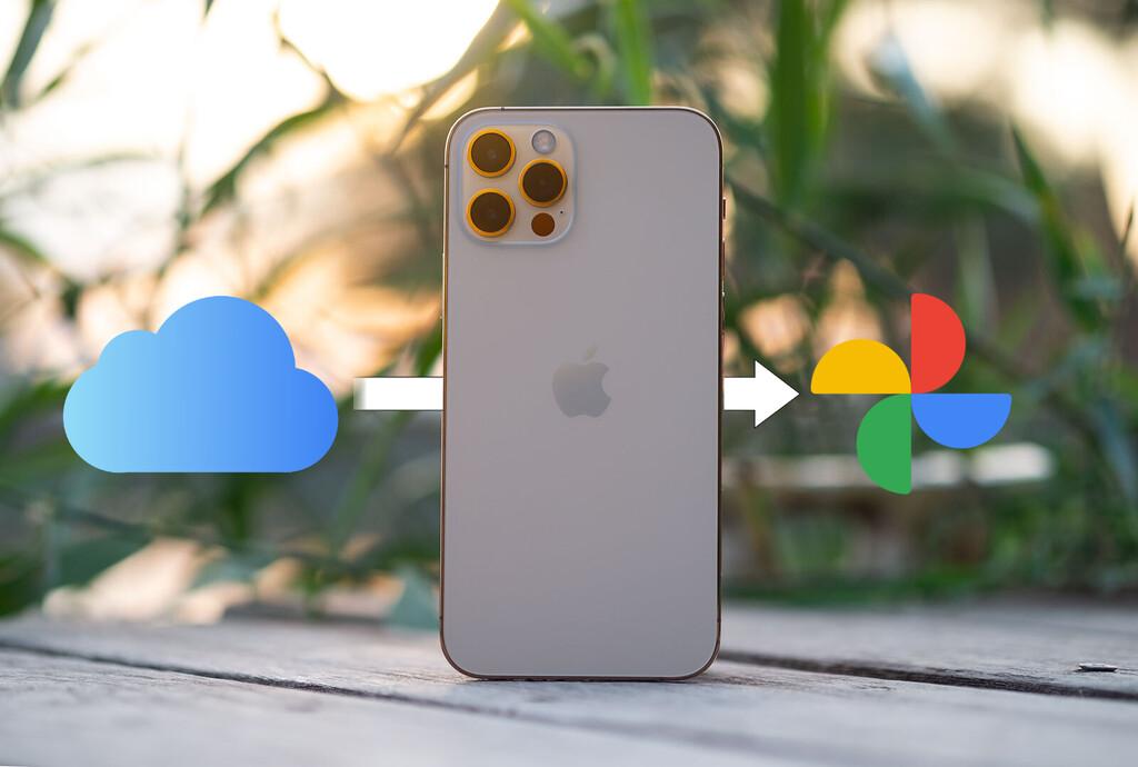 Apple ya permite exportar todas las fotos y vídeos de iCloud a Google Fotos: así funciona