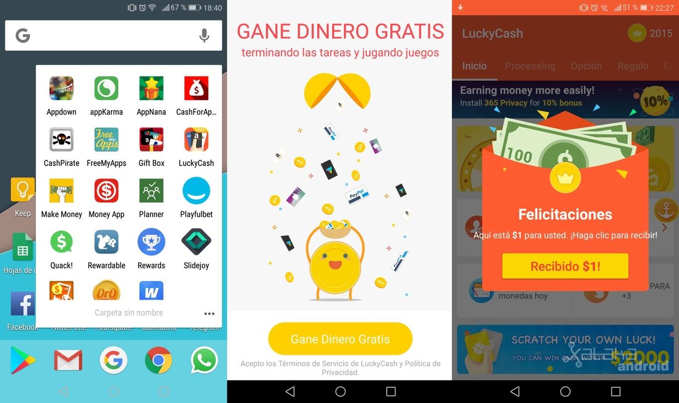 Las Mejores Aplicaciones Para Ganar Dinero De Android No Me Han Hecho Rico