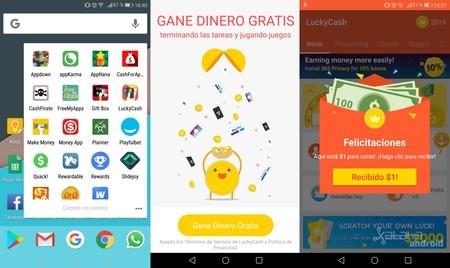 Instalé todas las aplicaciones para ganar dinero de Android, pero prefiero seguir siendo pobre