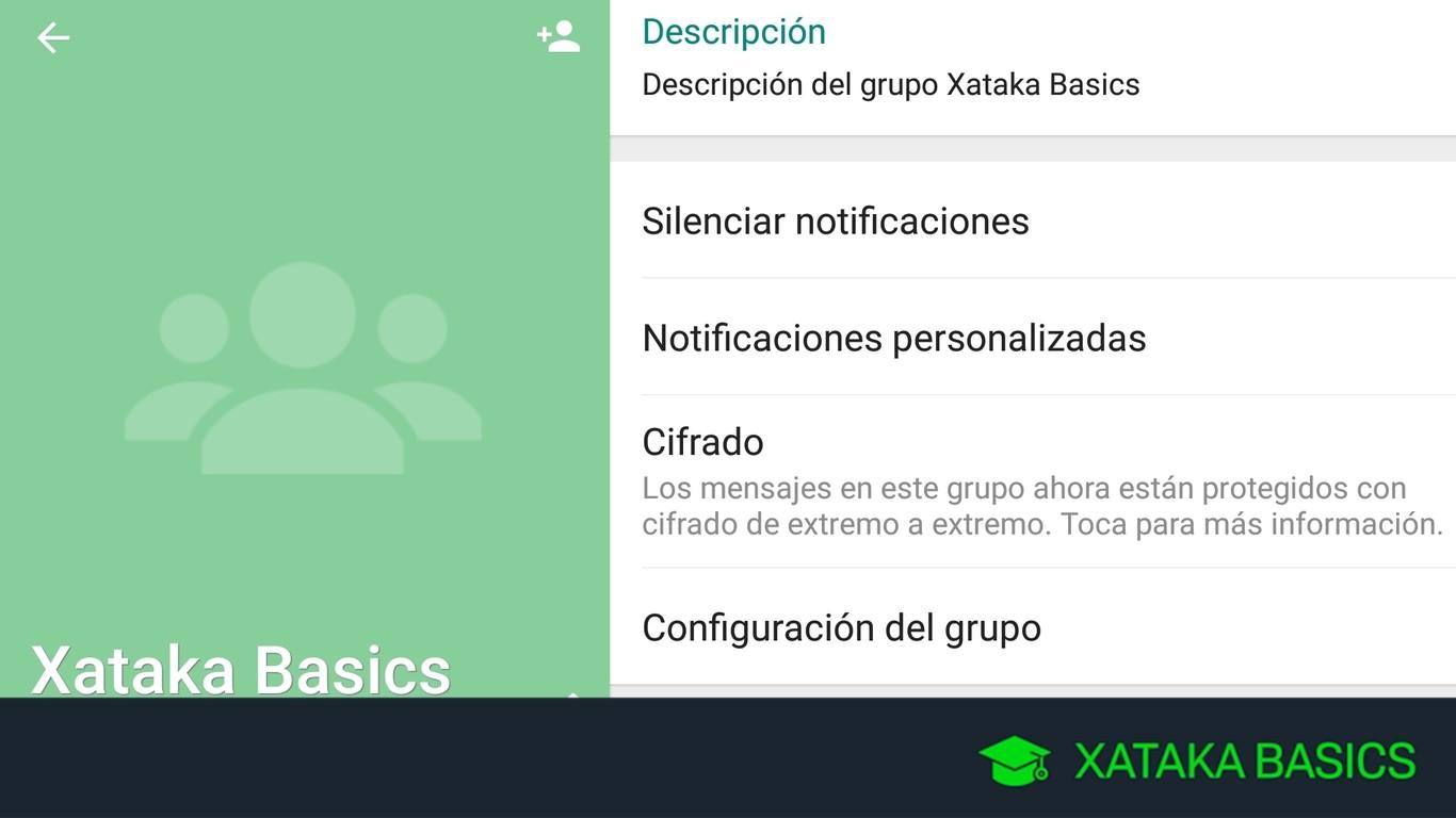 Cómo Añadir Una Descripción A Tu Grupo De Whatsapp