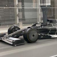 La Fórmula 1 muestra cómo serán los coches de 2021 utilizando el túnel del viento de Sauber