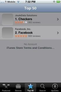 Rumor: Primeras imágenes de la nueva App Store para el iPhone/iPod touch
