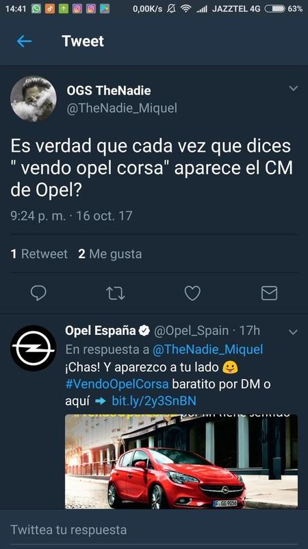 Vendo Opel Corsa 2