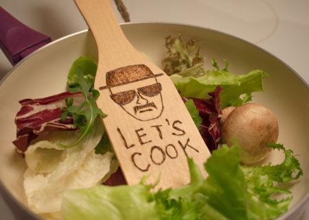 Mr White Cocina
