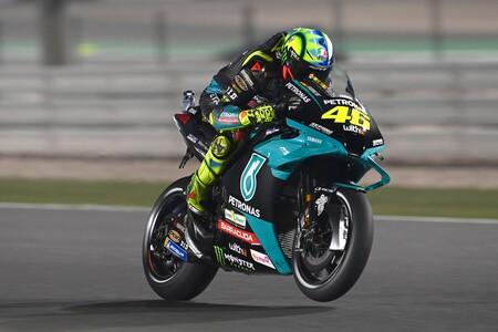 Rossi Doha Motogp 2021